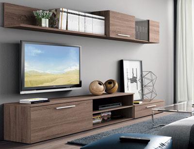 Mueble salon moderno britannia 409