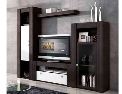 Mueble salon moderno comp04c