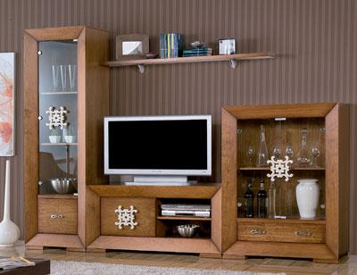 Mueble salon neoclasico color 152 tirador 631