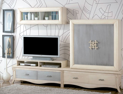Mueble salon neoclasico color 500 5035