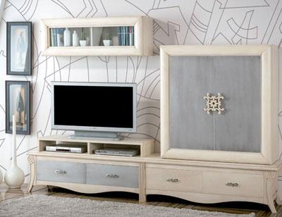 Mueble salon neoclasico color 500 5035