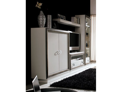 Mueble salon neoclasico color 504 5038