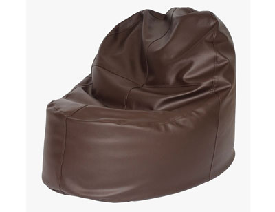 Puff sillon chocolate