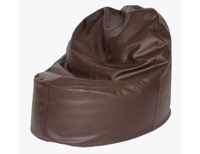 Puff sillon chocolate