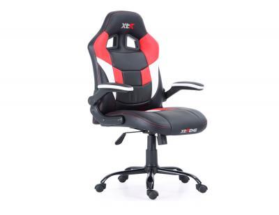 Silla xtr x30 negro rojo gamer