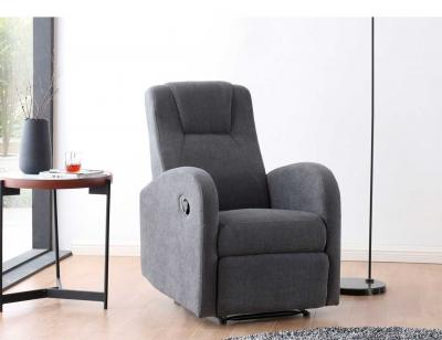 Sillon relax automatico gris