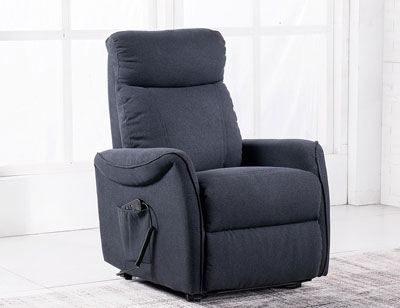 Sillon relax dos motores power lift levanta personas marengo 1