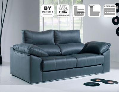 Sofa 3 plazas anti manchas detalle