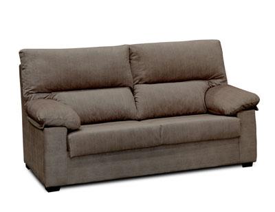 Sofa 3 plazas indiana moka 11