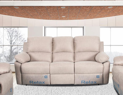 Sofa 3 plazas relax camel1