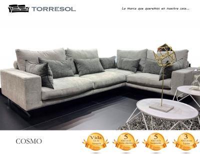 Sofa arcos torresol