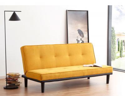 Sofa cama clic clac  mostaza surfer