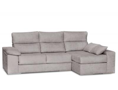 Sofa chaiselongue arroyo perla