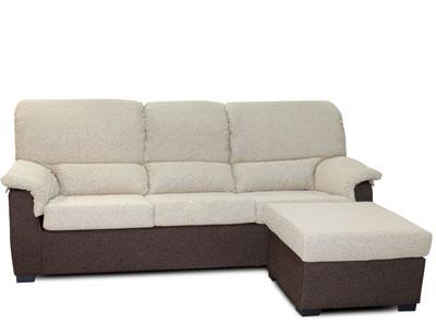 Sofa chaiselongue barato choco beig1