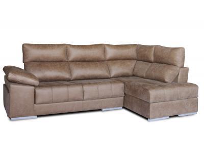 Sofa chaiselongue bruselas