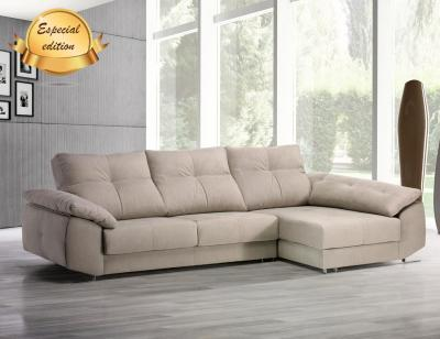 Sofa chaiselongue diseño especial
