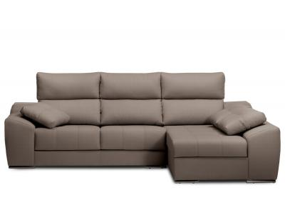 Sofa chaiselongue londres dino taupe web