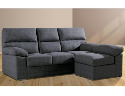 Sofa chaiselongue reversible