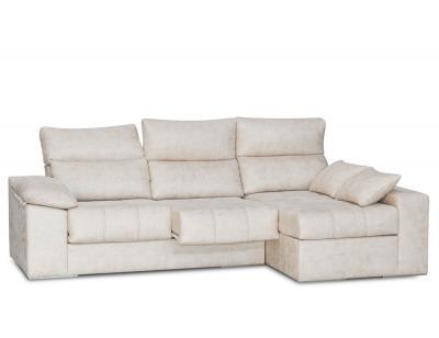 Sofa chaiselongue surf blanco 21