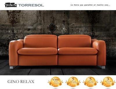 Sofa gino torresol