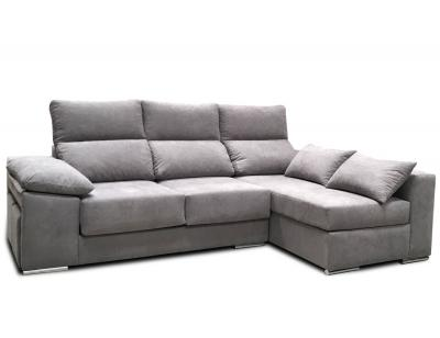 Sofa lowin ch gris1