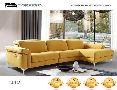 Sofa luka torresol