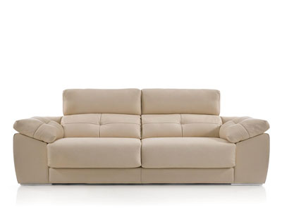 Sofa moderno 3 2 plazas anti manchas gama alta losa arcon