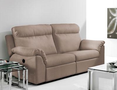 Sofa relax dos motores electrico moka