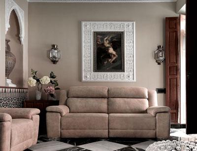 Sofa relax electrico 3 plazas motor