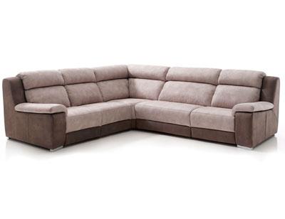 Sofa rincon rinconera relax electrico motorizado