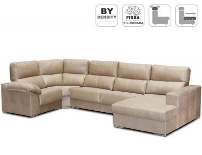 Sofa rinconera anti manchas detalle