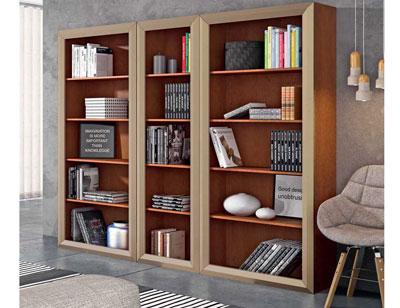 Torre libreria estanteria salon comedor mueble