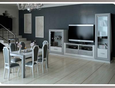 Touring 4 mueble salon comedor neoclasico color 5041